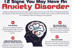 12 Signs You May Have An Anxiety Disorder