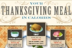 The average American may consume more than 4,500 calories and a whopping 229 grams of fat during a typical holiday