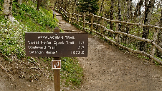 APPALACHIAN TRAIL is the longest trail in US