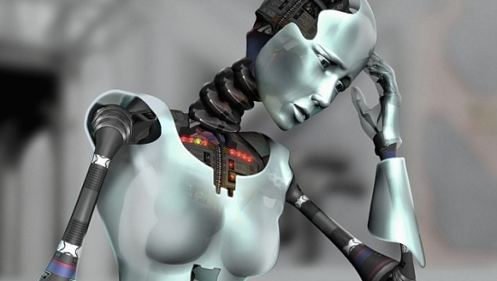 Are robots destined to be EVIL? Can we program machines to know right from wrong?