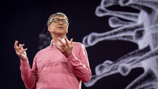 Bill Gates Says We Must Prepare for Future Pandemics as for 'War'