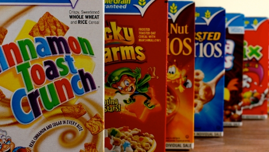 Cereals Loaded With Disease-Linked loaded with Sugar - No good for our family