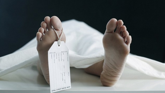 Drinker wakes up in a morgue after being declared DEAD when he passed out downing vodka in Russia... and heads straight back to the party
