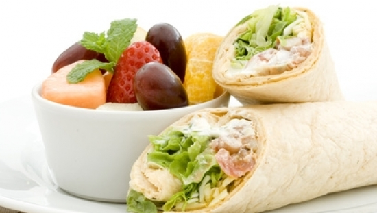 Healthy lunch ideas when you are at work