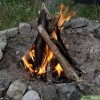How to Start a Campfire