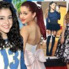 Miss Grande is barely recognisable from her Nickelodeon days #biggirl #Arianagrande