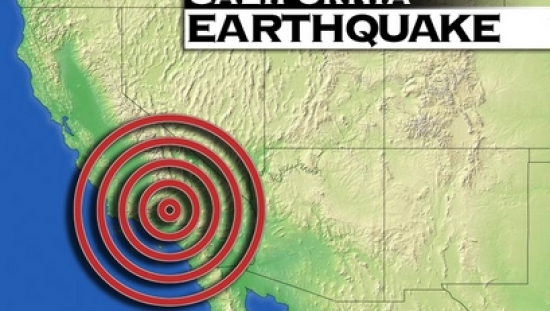 Northern California rocked by magnitude 6.0 earthquake