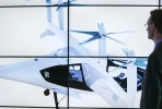 Rolls-Royce's flying taxi will begin test flights 'by next year': Firm reveals new details on its 250mph prototype plane at Farnborough Airshow