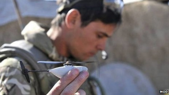 Special forces soldiers to get personal drones that will fit in your hand
