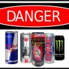 The danger of the energy drinks