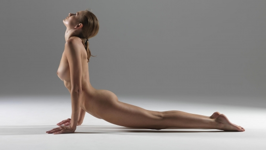 These Naked Yoga Photos are Absolutely Stunning